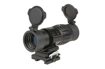 3x35 Magnifier Scope
